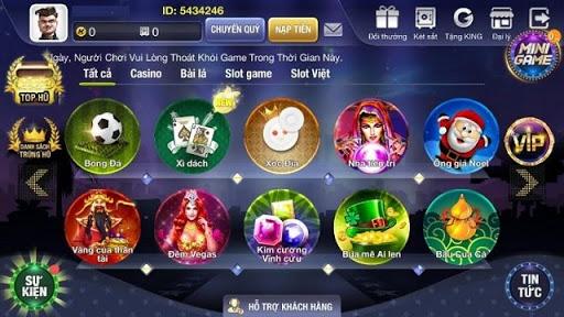 King fun mang đưa đến đa dạng hình thức thanh toán