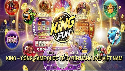 King fun kích thích người chơi bằng nhiều khuyến mãi