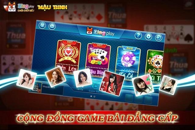 Board game tại Zing Play mang tính giải trí cao
