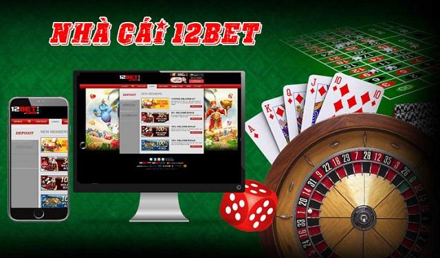 12 Bet - Nhà cái cá cược uy tín số 1 Châu Á