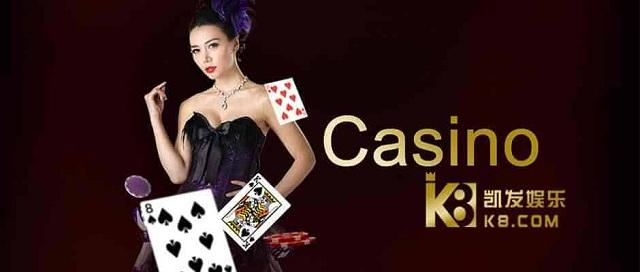 Nhà cái K8 - Web các cược online hàng đầu hiện nay