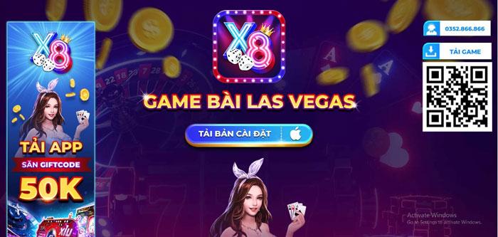 x8 game bài đổi thưởng thẻ cào