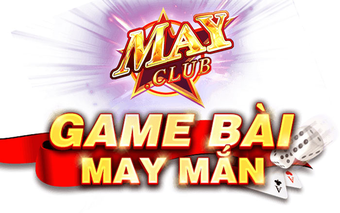May Club game bài may mắn